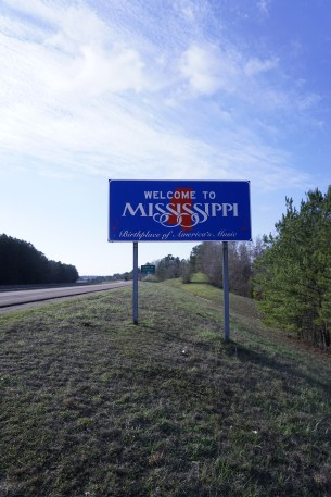 Back to Mississippi!