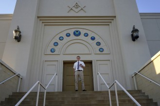 Free Mason Temple