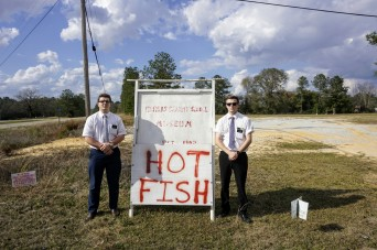hot fish in tuskegee